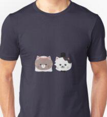 Cat Wedding Couple Rn557 Unisex T-Shirt