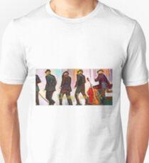 Skip to my lou, Leonard Unisex T-Shirt