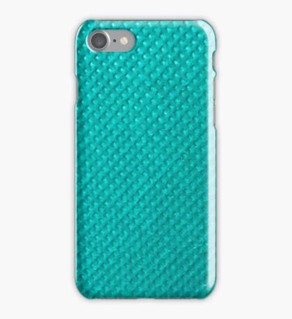 Woven In Blue iPhone Case/Skin