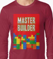 Master Builder Long Sleeve T-Shirt