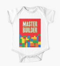 Master Builder Kids Clothes