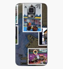 Halloween on the Ocean Case/Skin for Samsung Galaxy