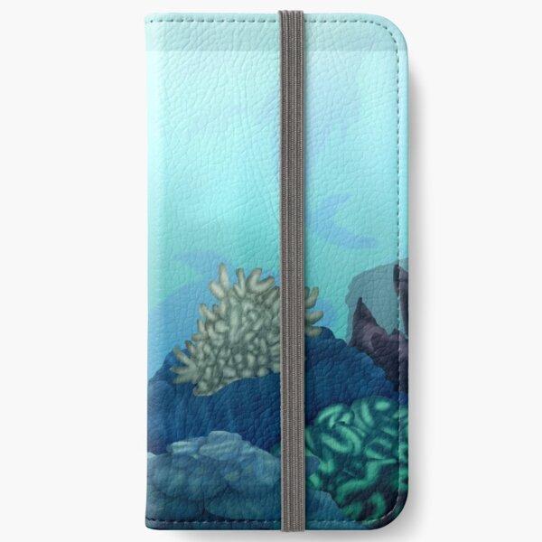 Underwater Wonderland iPhone Wallet