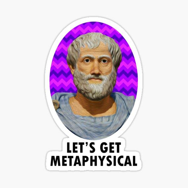 Aristotle Sticker