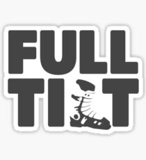 Pegatina Full Tilt Logotipo