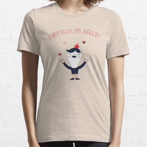 Malabarismo Amantes del malabarismo El circo Artista Regalo Camiseta