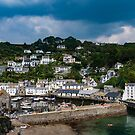Polperro, Cornwall by JMChown