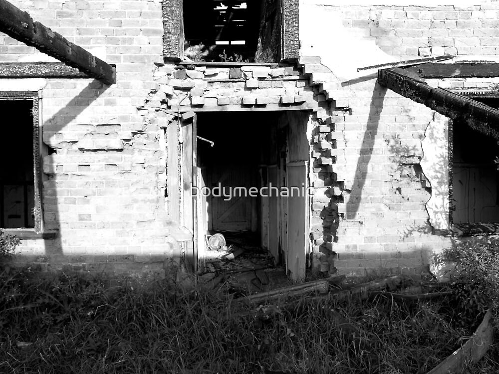 1850's door by bodymechanic