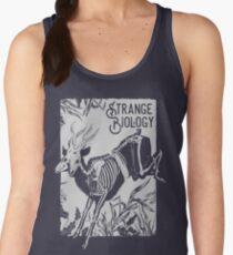 Strange Biology Antelope Skeleton - Offwhite Women's Tank Top