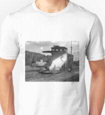Snowplow caboose Unisex T-Shirt