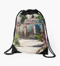 Santa Tereza Drawstring Bag