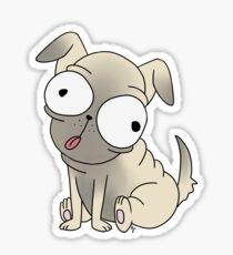 Puggo Sticker