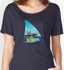 Jaws: The Orca Women's Relaxed Fit T-Shirt