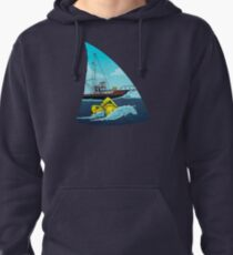Jaws: The Orca Pullover Hoodie