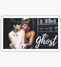 Ghost - Movie Sticker