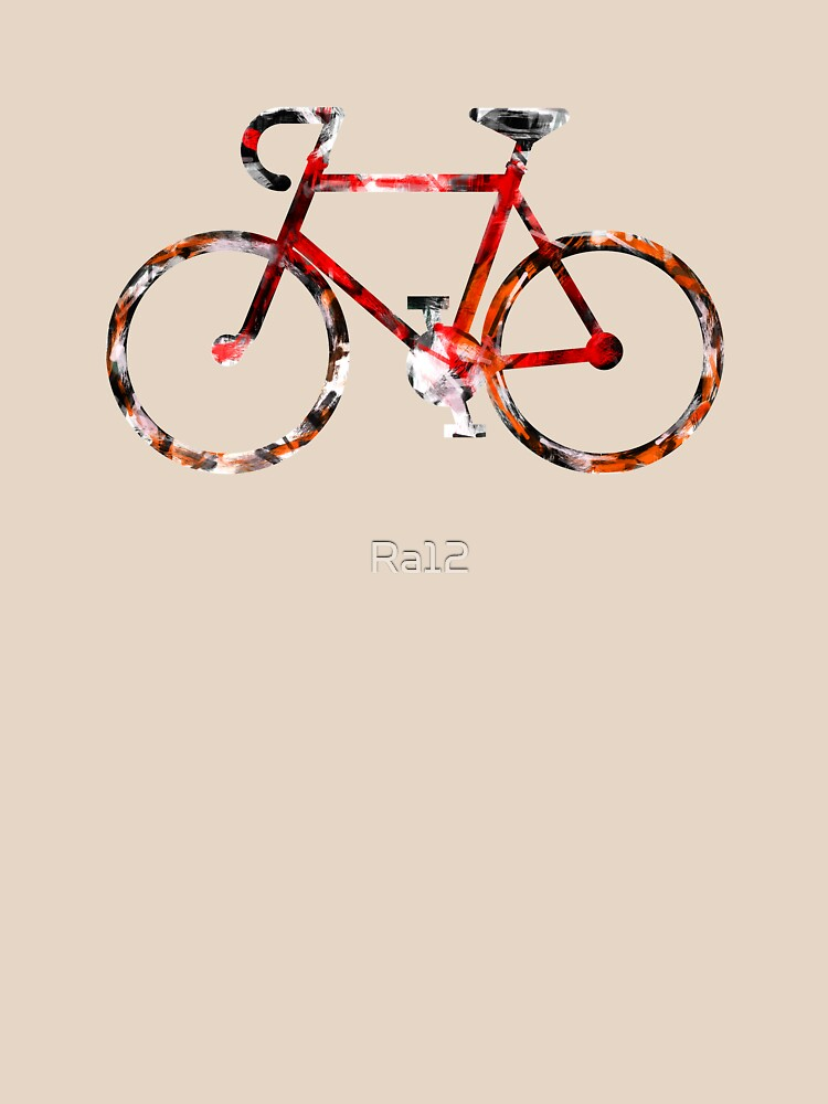 The Bicycle. Colour Sketch. by Ra12