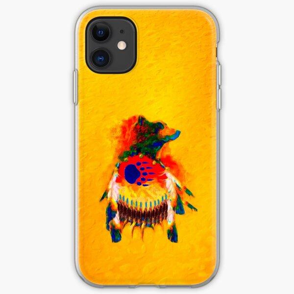 Bear Warrior iPhone Soft Case