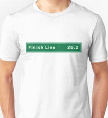 The Finish Line Unisex T-Shirt