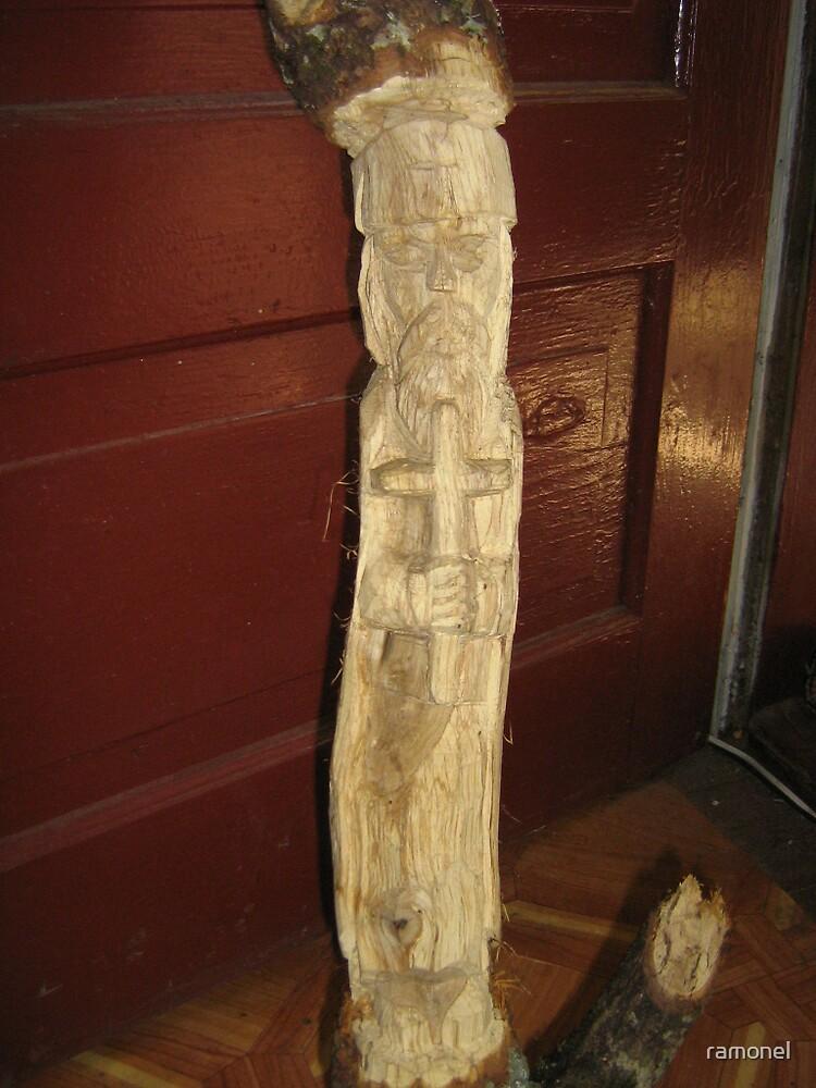 Sculpture by ramonel