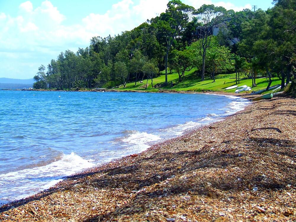 pebbly beach by MaTt15