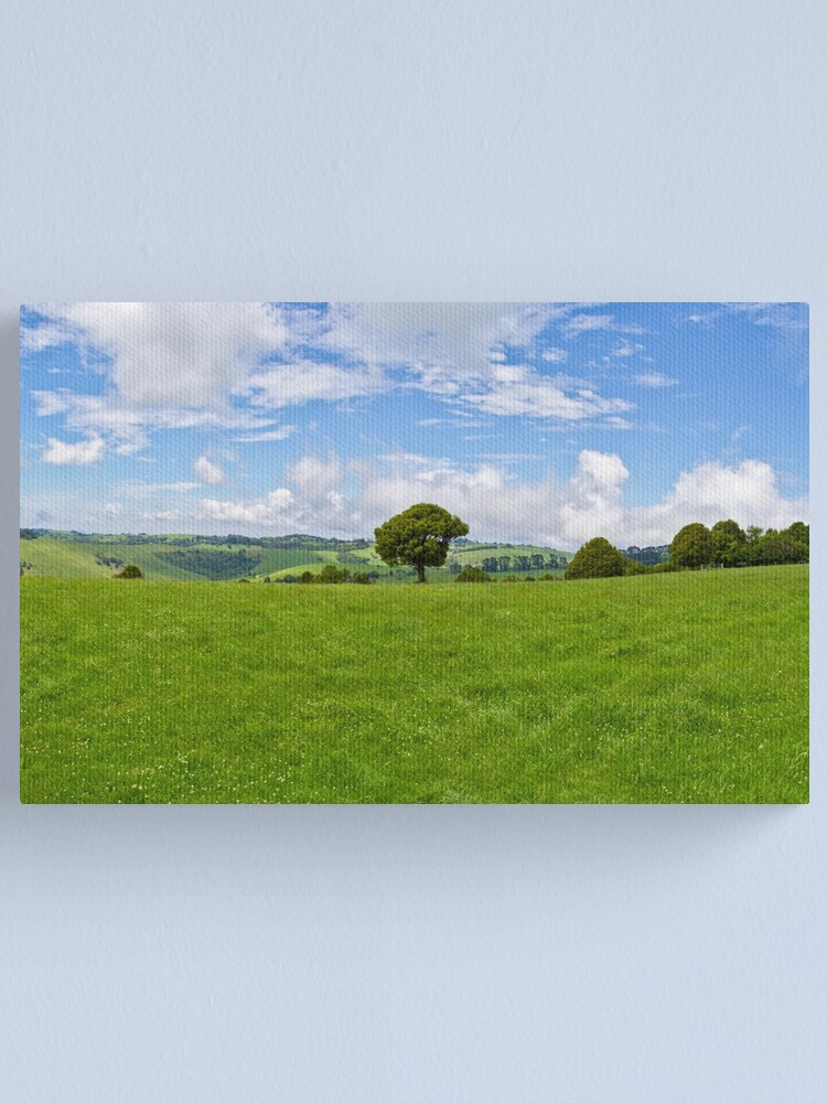 Alternate view of High Country Canvas Print
