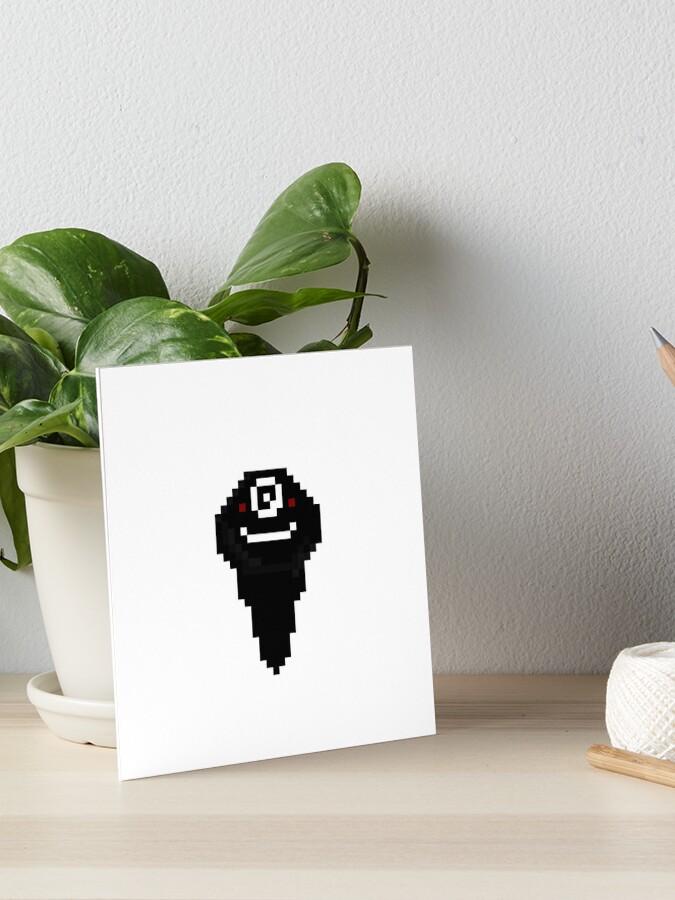 Black Desert Online, Black Spirit Pixel | Art Board Print