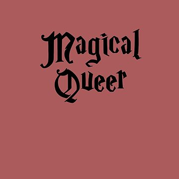 Magical Queer by megasilly