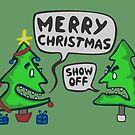 Christmas Show Off by donnydonny