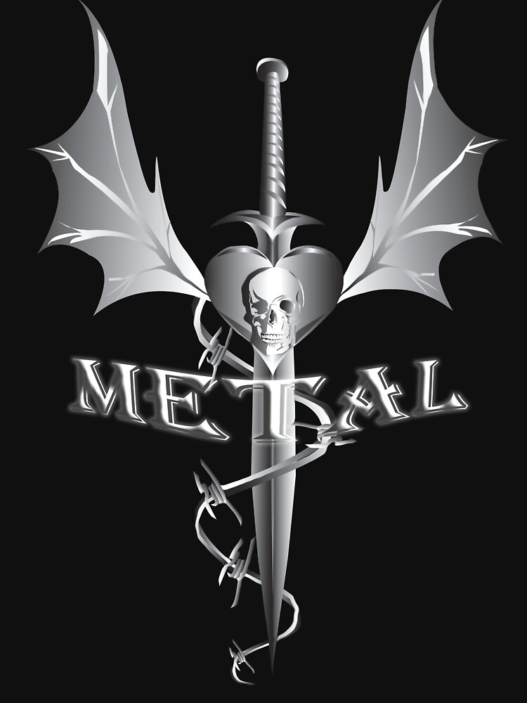 METAL T by Cliff