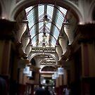 Melbourne Arcades by Linda Bianic