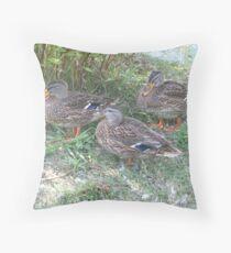 Ducks Unlimited Throw Pillow