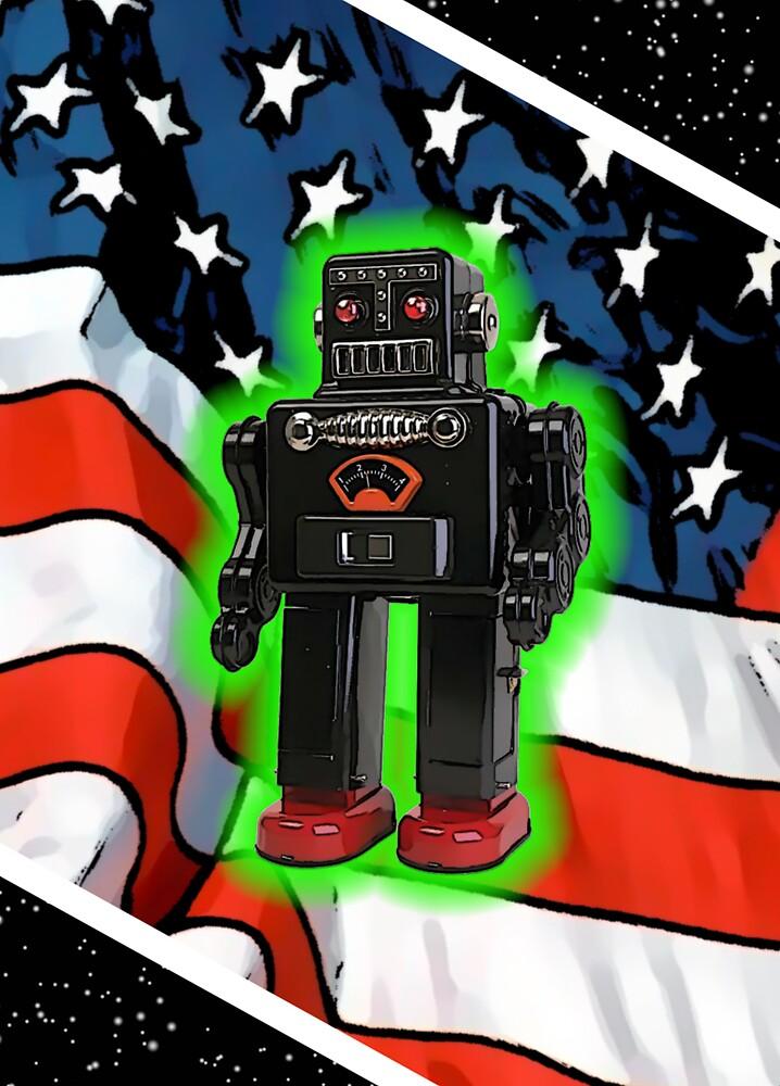 Vote Robot by bothamspy