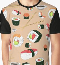 Sushi Graphic T-Shirt