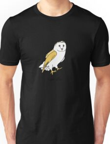 Barn owl - wildlife series Unisex T-Shirt