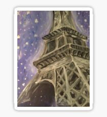 City of Lights Sticker