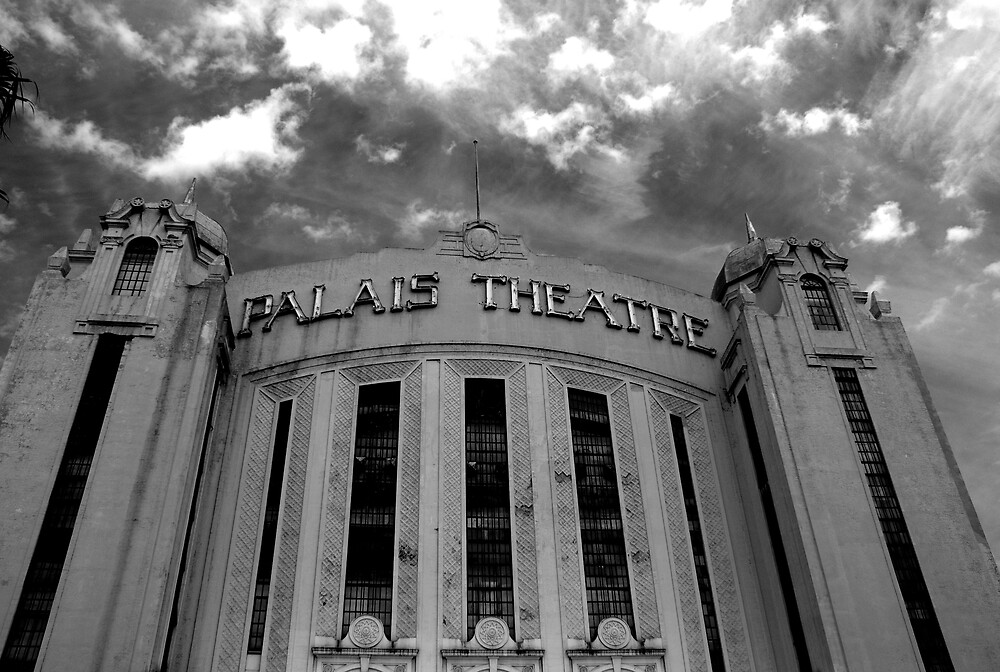 The Palais by Nigel Roulston
