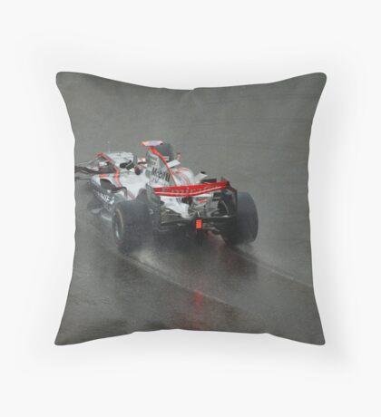 F1 2006 Maclaren Throw Pillow