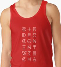 Ability - Dungeons & Dragons Line Art Series Tank Top