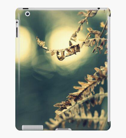 Winter Fern iPad Case/Skin