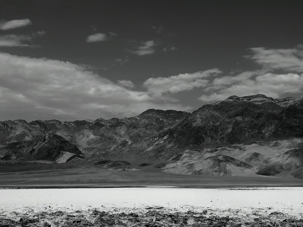 Death Valley, California by Simon Mears