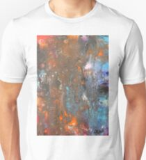 Alchemy of the soul 11.11.15 35cm x 45cm Inactive rust Unisex T-Shirt