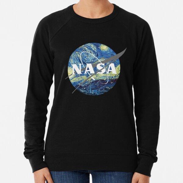 Logo de la Nasa Van Gogh Sweatshirt léger