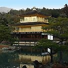 Golden Temple, Japan by haymelter