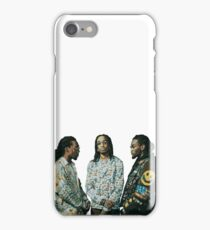 Migos - Vector iPhone Case/Skin