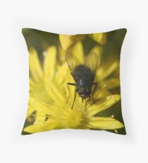 Lord Of The Fly's Throw Pillow