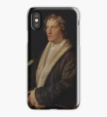 Thorvaldsen Medal , Bertel Thorvaldsen, iPhone Case/Skin
