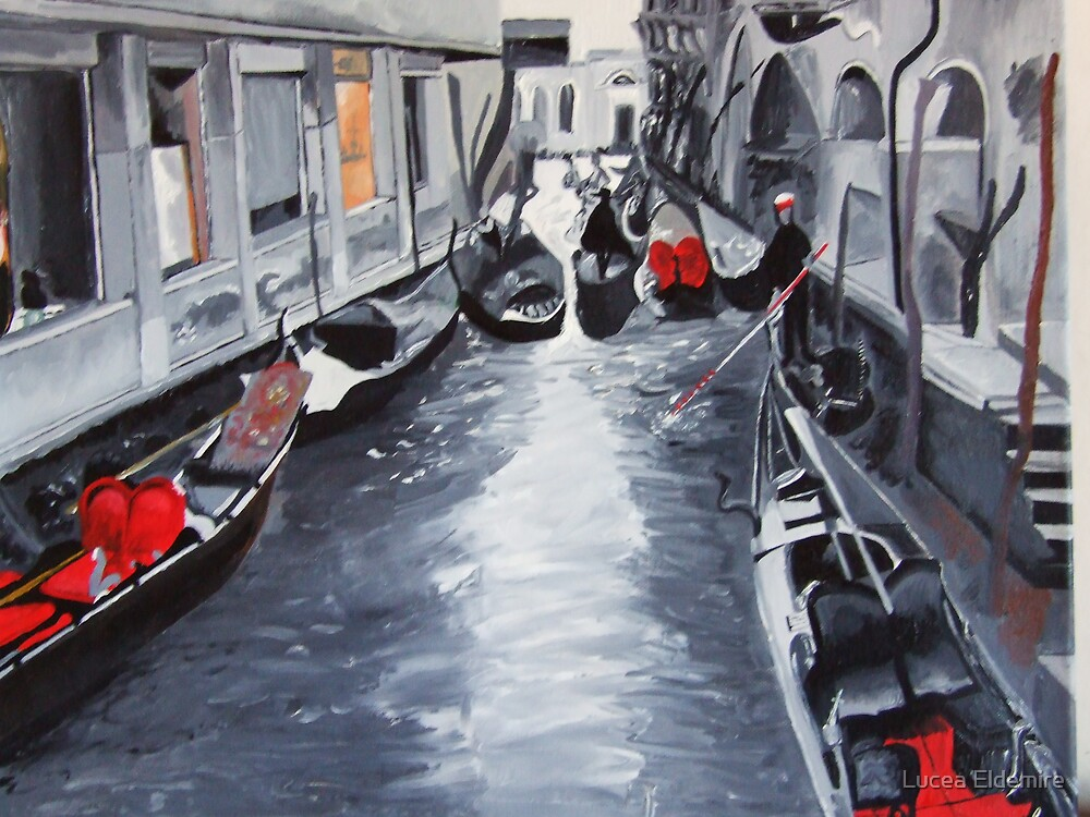 memmories trapped in venice by Lucea Eldemire
