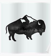 Buffalo Wild Poster
