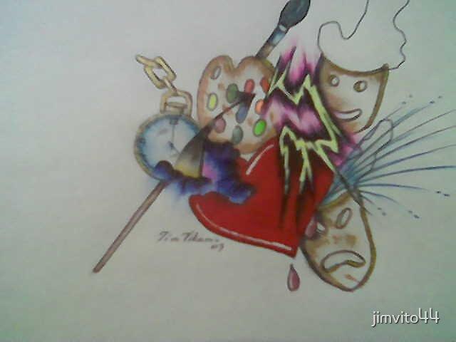 Love of Art by jimvito44