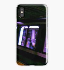 purple rush iPhone Case/Skin